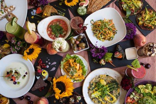 Wild Food Cafe: Summer menu