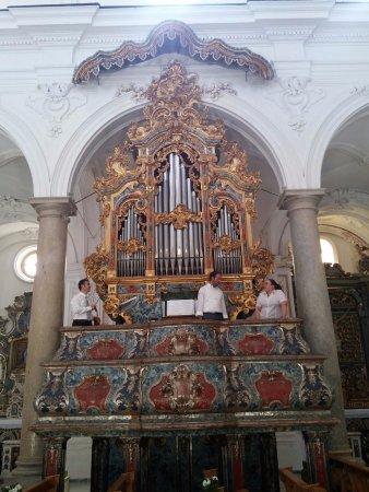 Organo Matrice S. Nicola di Bari Salemi