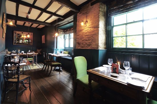 Fairford, UK: Front Dining Room