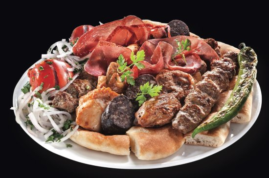 Nea Smirni, Greece: perfect choice for two who want try various tastes.