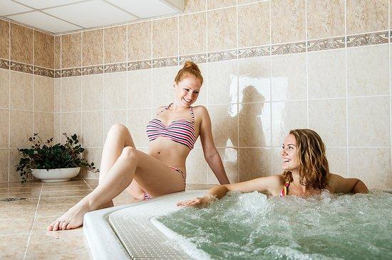 Лугачовице, Чехия: Whirlpool