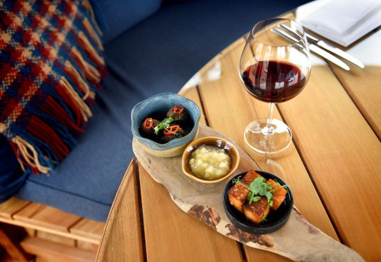Thornham, UK: Norfolk tapas at The Chequers Inn