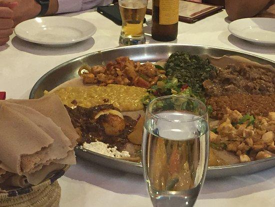 Demera Ethiopian Restaurant Chicago Il