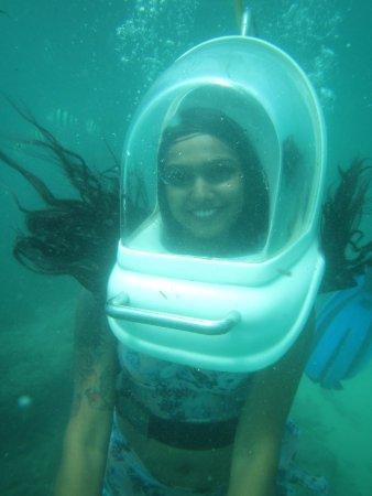 Ketewel, Indonesia: Sea Walker Nusa Dua