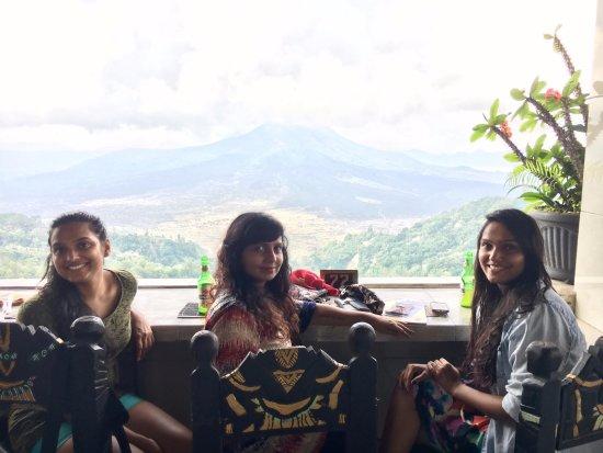 Ketewel, Indonesia: Kintamani Volcano View
