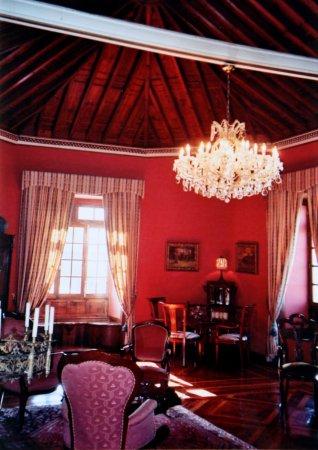 Abaco: vornehme Einrichtung im Herrenhaus
