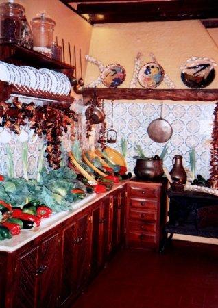 """Küche im Herrenhaus """"Abaco"""""""
