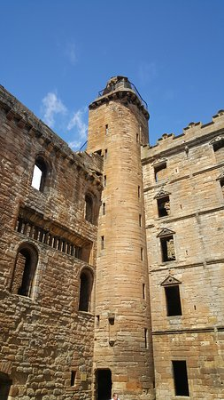 Linlithgow, UK: tower