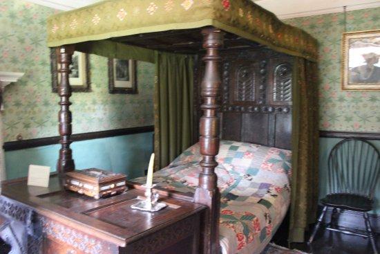 Hill Top Beatrix Potter S House Bedroom