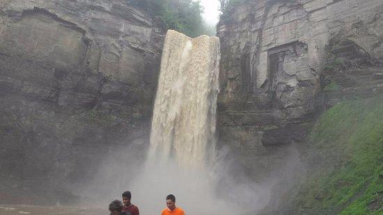 Trumansburg, Nowy Jork: Taughannock Falls