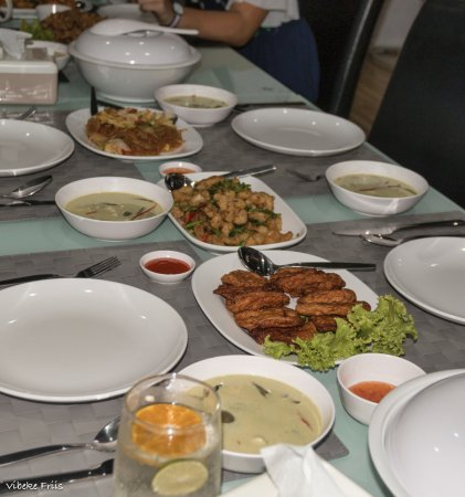 Na Chom Thian, Thailand: dinner
