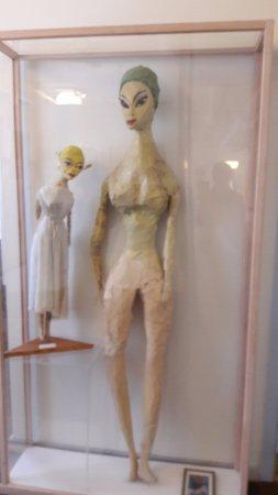 Risskov, Danmark: Dukke fra udstillingen