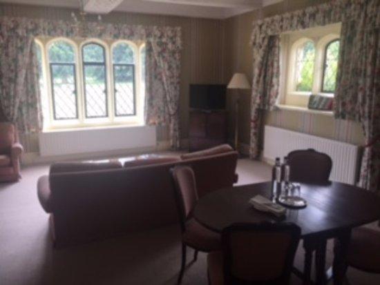 Bilde fra Eastwell Manor