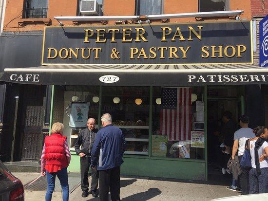 Peter Pan Restaurant Reviews Brooklyn