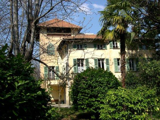 Sospel, France: La maison de maître vue du Sud