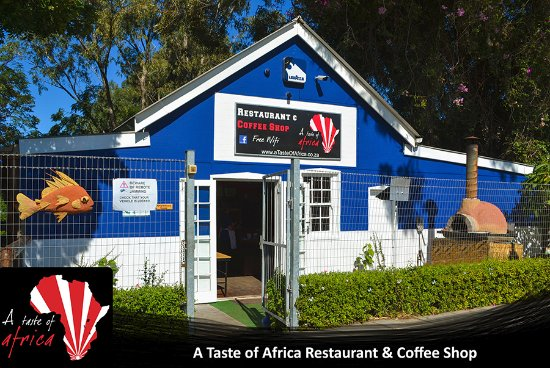 Colchester, South Africa: This is the entrance to our Restaurant, be sure to look out for us.