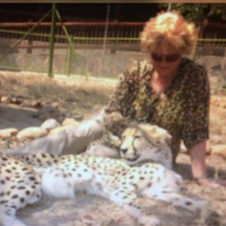 Hoedspruit Wildlife Estate: Meeting again with Raja' my very favourite