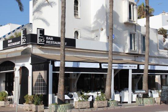 Le 20' Restaurant: Le 20 Restaurant Bar