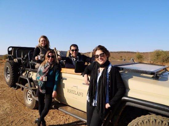 Madikwe Game Reserve, Sudáfrica: Safari