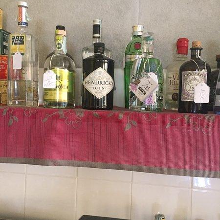 Le nostre grappe rum e gin