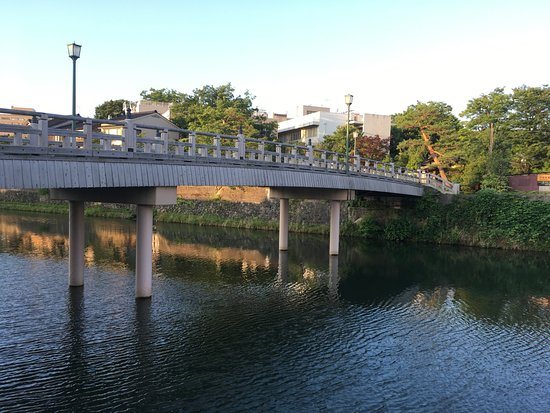 ‪Nakanohashi Bridge‬