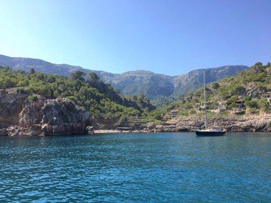 Port de Sóller, España: Cala Deia