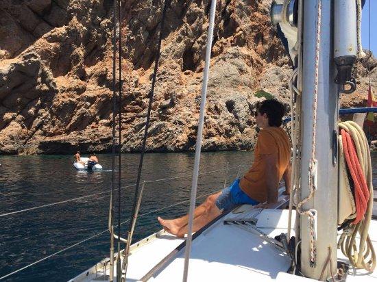 Port de Sóller, España: Skipper Ramiro