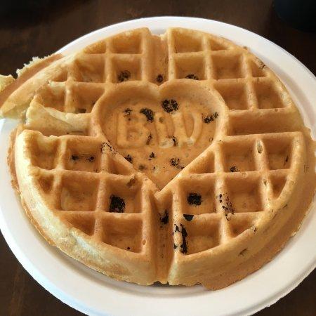 Cambridge, Canada: BW... Best Waffle.