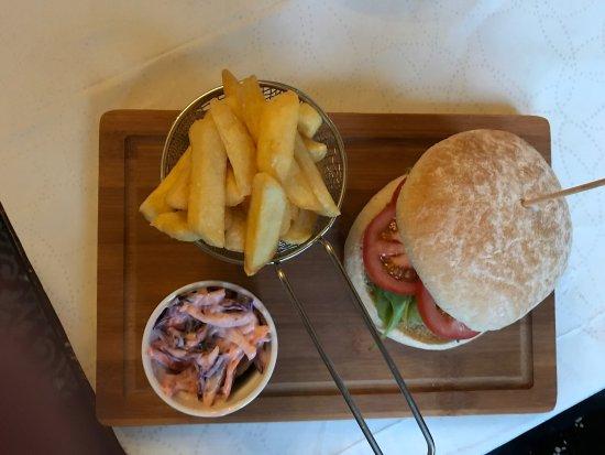 Yate, UK: New menu brilliant