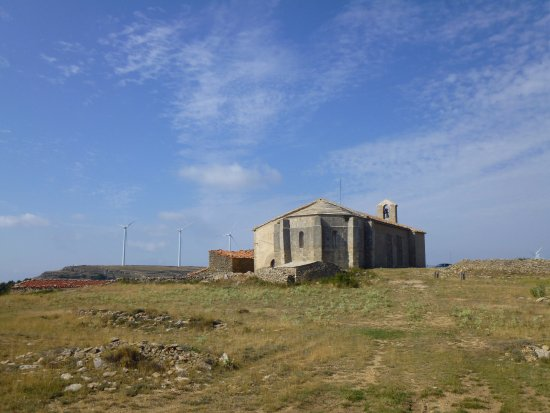 Castellfort, إسبانيا: Ermita de San Pedro
