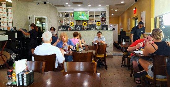 Lake Worth, Φλόριντα: Dining room