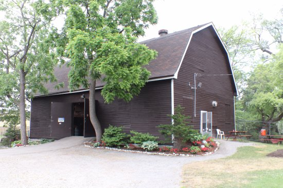 St. Catharines, Canadá: The big barn