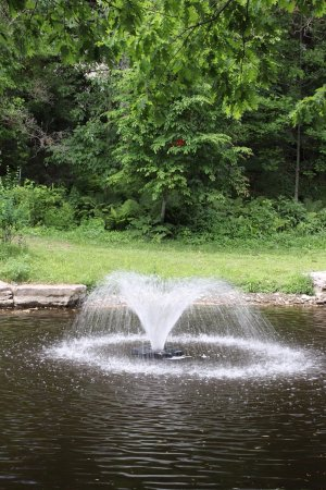 St. Catharines, Kanada: The second fountain