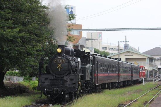 Prefektur Tochigi, Jepang: SLもおか