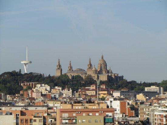 Panorama dalla terrazza a 360°. - Picture of Barcelo Raval ...