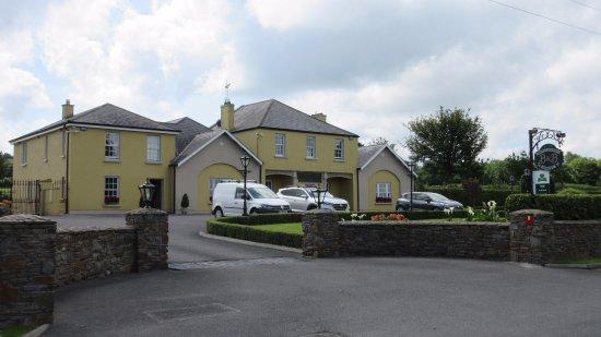 Castlecomer, Irland: entrance