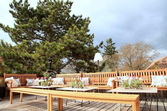 Selzen, Germany: Teak Lounge im Kaupers