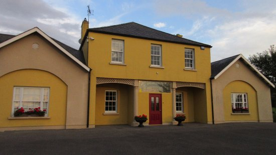 Castlecomer, Ierland: front view