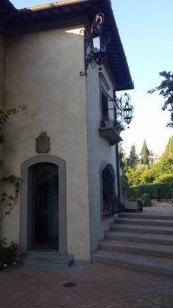 Montespertoli, Italia: giardino