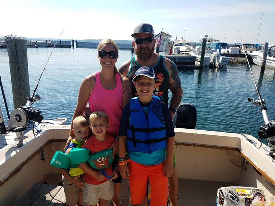 traverse city fishing charters autos post