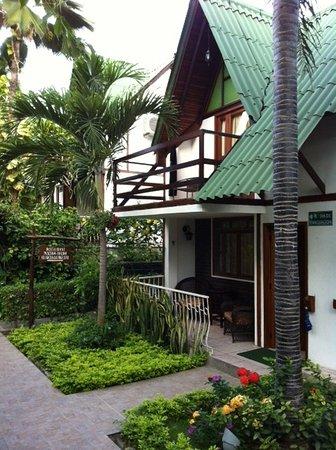 Balandra Hotel : Ballandra - Petite suite avec terrasse