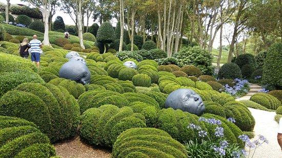 Picture of les jardins d 39 etretat etretat for Le jardin le moulleau