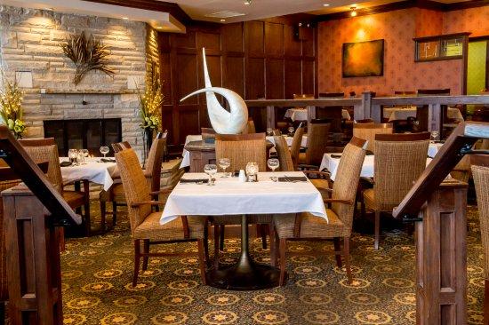 Gander, Canada: Mystic Dining Room