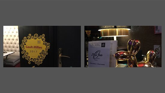 Gisors, Francja: Restaurant Italien