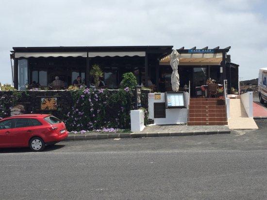 Picture of casa rafa restaurante de mar el - Casas en el mar ...