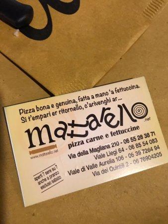 Mattarello Magliana : GO HERE