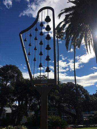 Napier, Nova Zelândia: musical bells