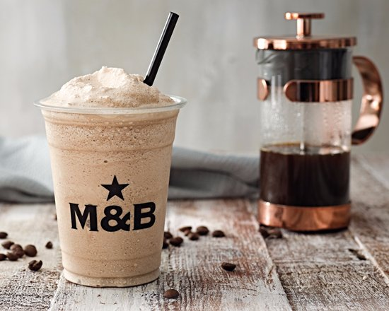 Fourways, South Africa: The Muggachino - worlds best iced coffee in Regular and No Sugar Added