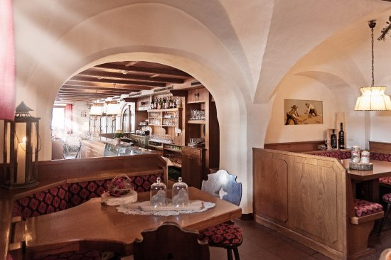 Gais, Włochy: unser schönes Gewölbe