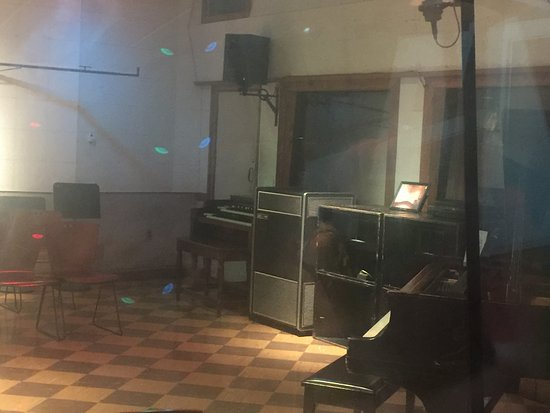 RCA Studio B: More of the recording room . . .